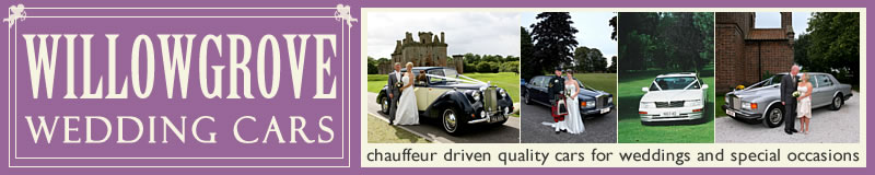 quality cars for gretna green weddings and occasions in dumfries, south west Scotland