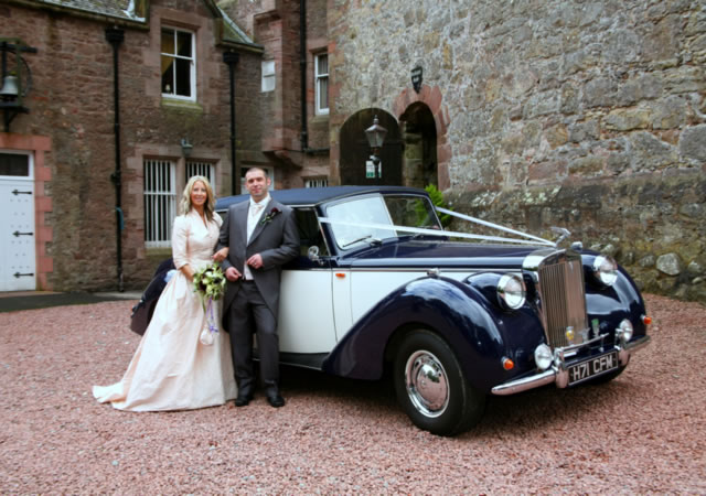 Wedding Cars For Gretna Green And Dumfriesshire