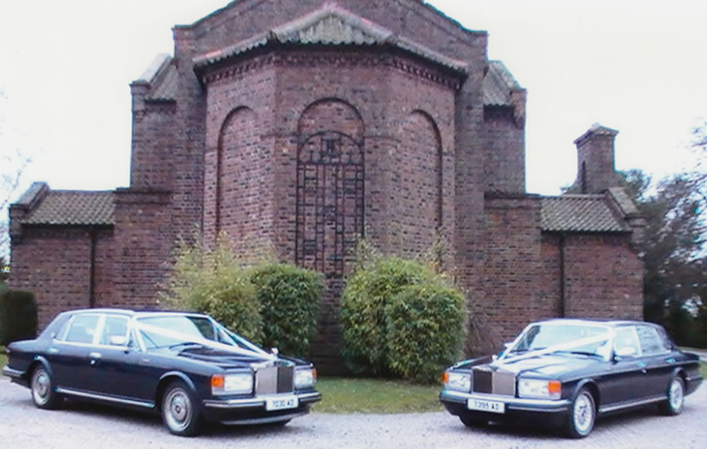 Willowgrove wedding cars for your Gretna Green Wedding day